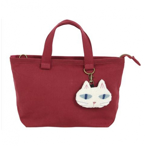 A805R - Sagara Canvas Handbag