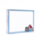 5R Elephant Family Acrylic Photo Frame