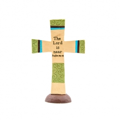"""The Lord is Near"" Cross"
