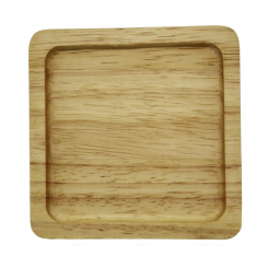 Wooden Square Coaster