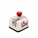 Hong Kong Special Edition Series Ceramic Music Box (I Love Hong Kong)