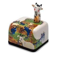 Moonyart - Horoscope Series Ceramic Music Box (Capricorn)
