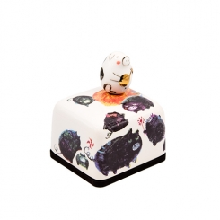 Moonyart (Moony Orgel) - Chinese Zodiac Ceramic Music Box (Pig)